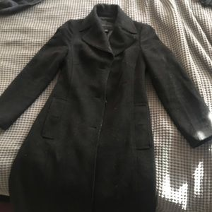Black Peacoat - USED condition